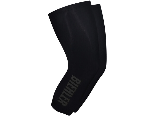 Biehler Neo Classic Thermal Rain Knee Warmers, black